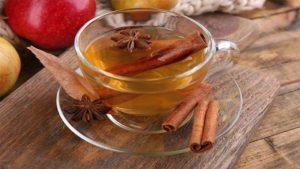 cinnamon water dalchini