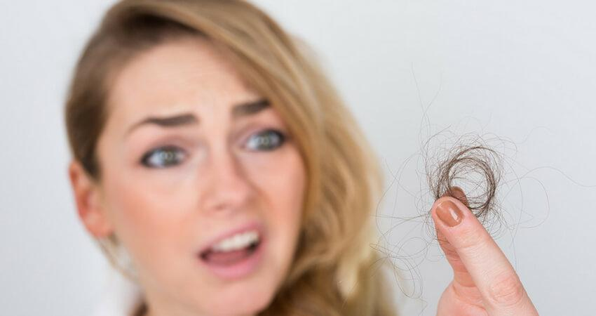 Hair Loss And Premature Aging Can Be Due To Stress!