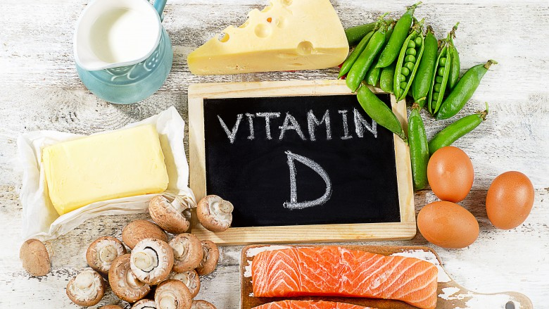 Vitamin D Rich Foods Other Than Dairy