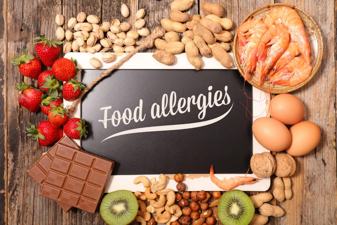 Food Allergies One Should Be Aware Of