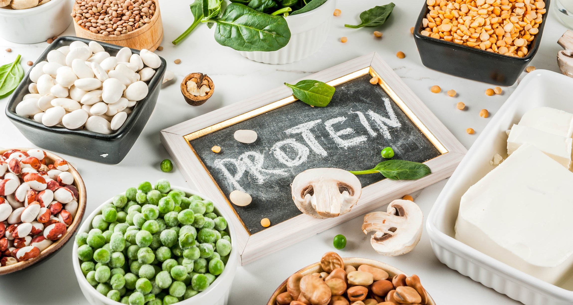 How Can Vegetarians Fulfill Their Protein Requirement?