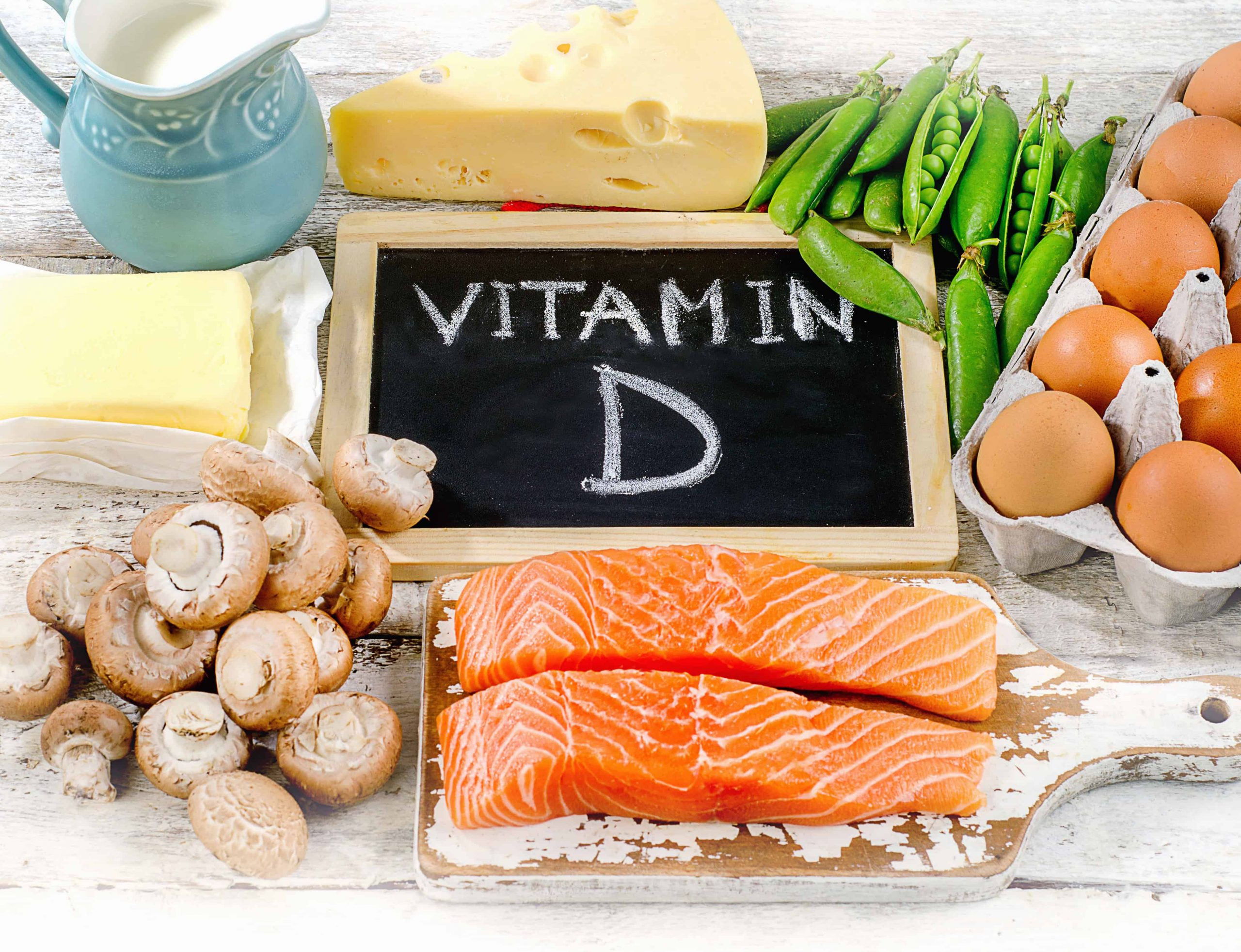 Deficiency of Vitamin D