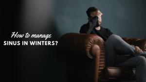 sinus in winters