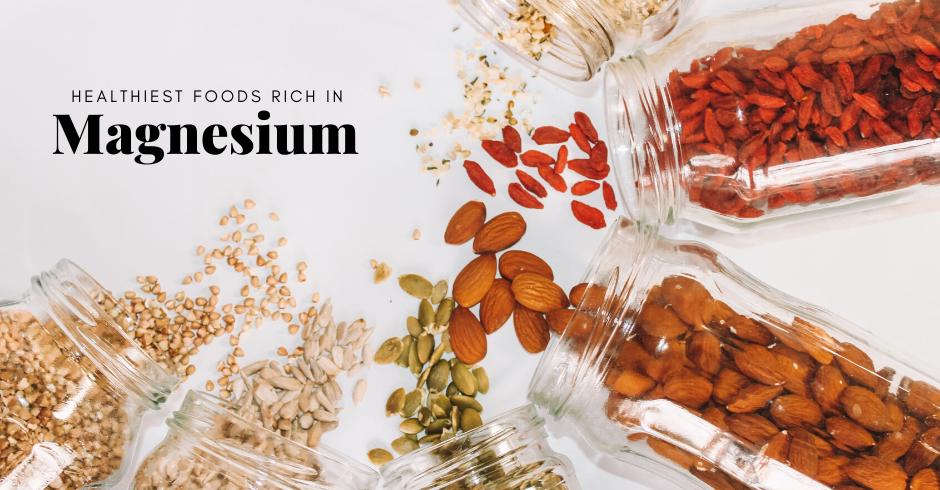 Magnesium-rich food