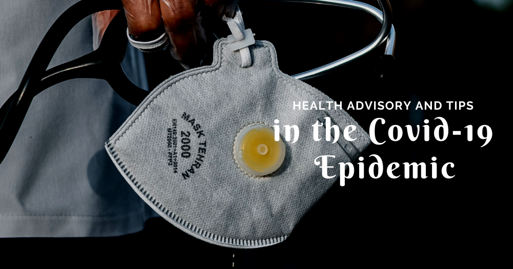 Tips to fight Covid-19 Epidemic