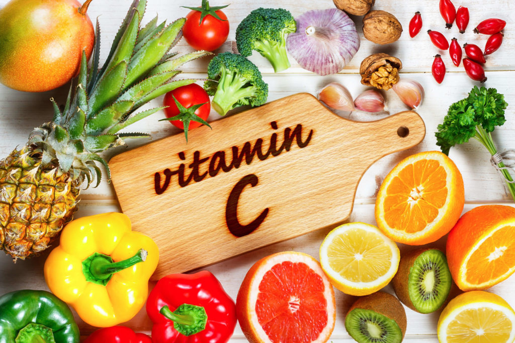 Vitamins for boosting your Immunity
