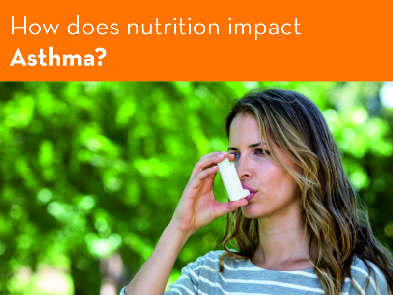 How Does Nutrition Impact Asthma?