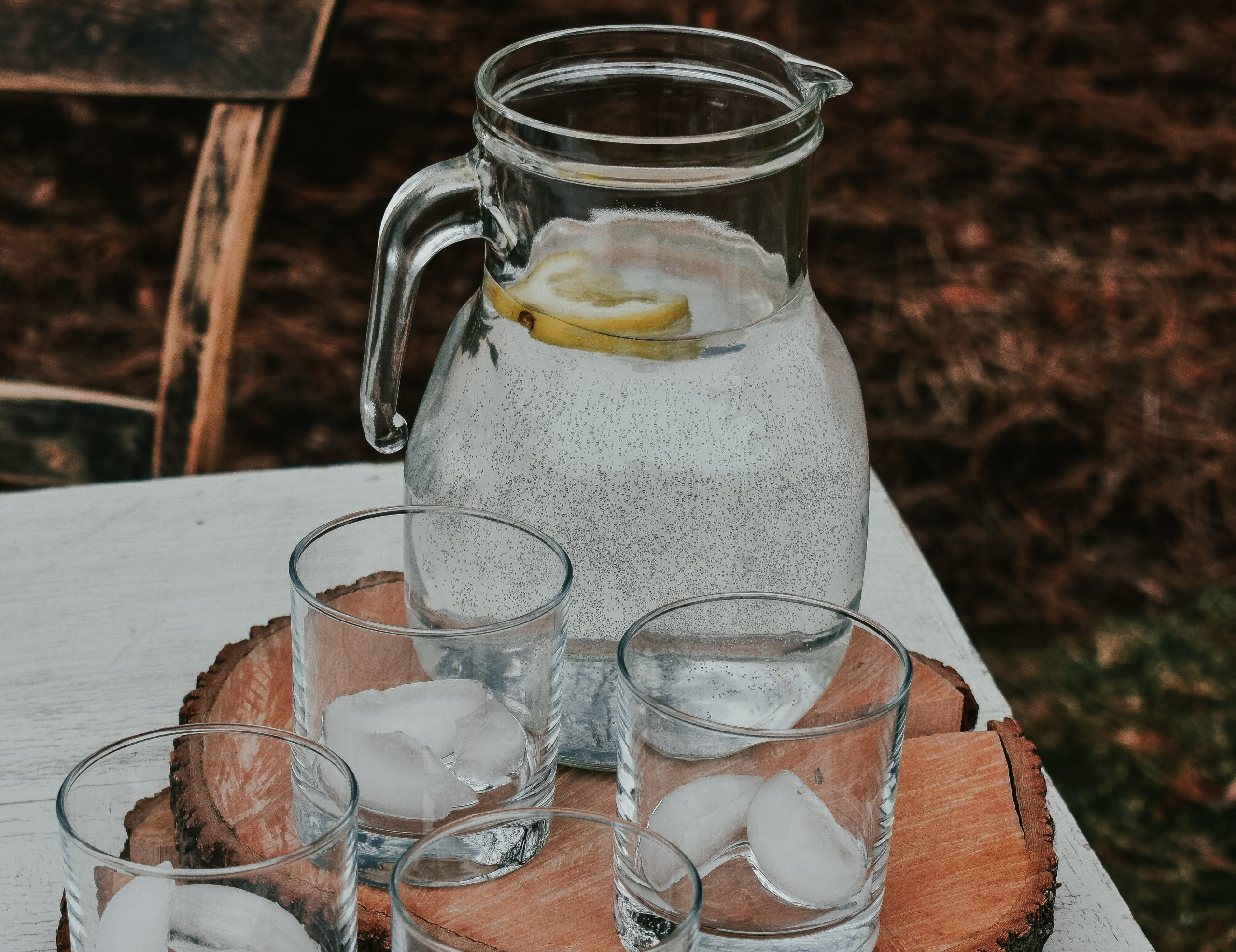 Drinking Water For Disease Management